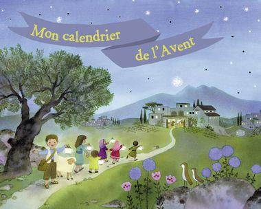 Couverture de «Mon calendrier de l'Avent»