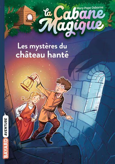 Couverture de «Les mystères du château hanté»