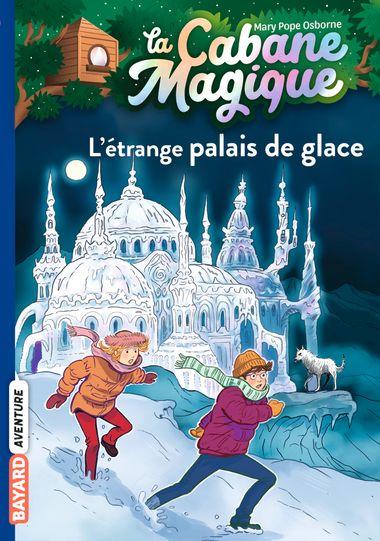 Couverture de «L'étrange palais de glace»