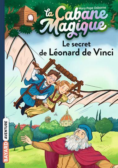 Couverture de «Le secret de Léonard de Vinci»