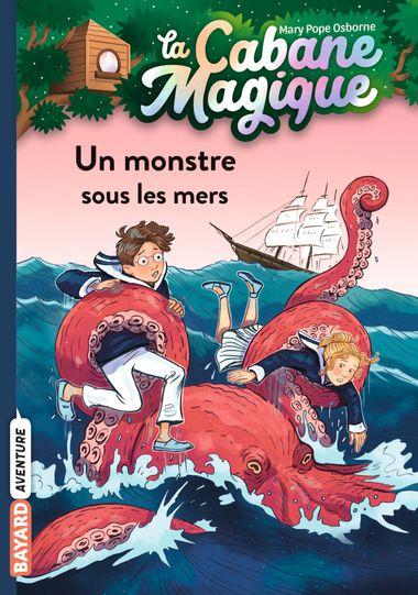 Couverture de «Un monstre sous les mers»