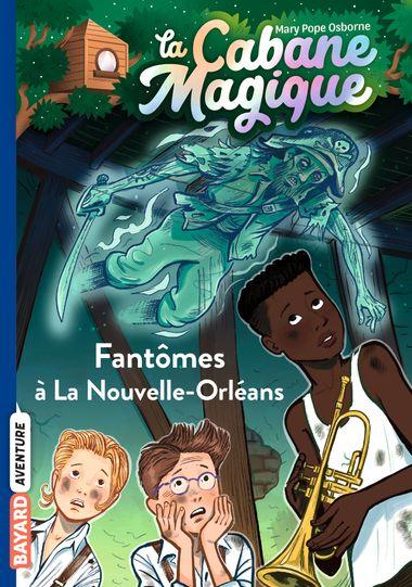 Couverture de «Fantômes à La Nouvelle-Orléans»