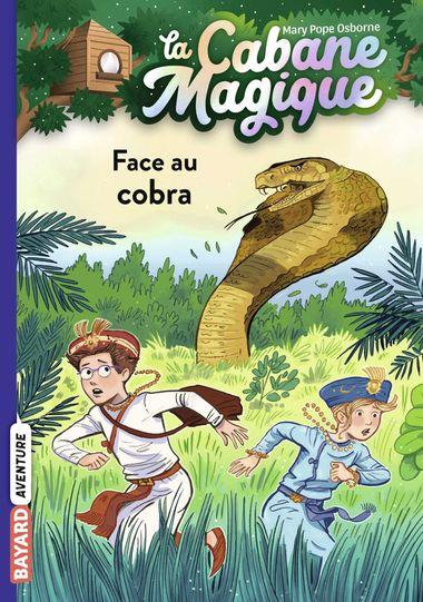 Couverture de «Face au cobra»