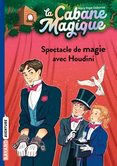 Couverture de «Spectacle de magie avec Houdini»