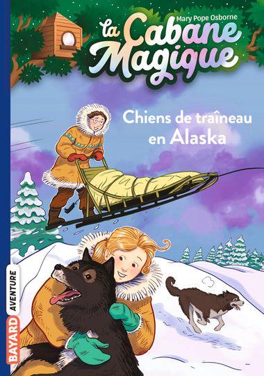 Couverture de «Chiens de traîneau en Alaska»