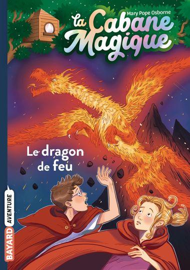 Couverture de «Le dragon de feu»