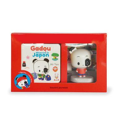 Couverture de «Gadou découvre le Japon»