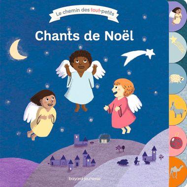 Couverture de «Chants de Noël  (Livre sonore)»