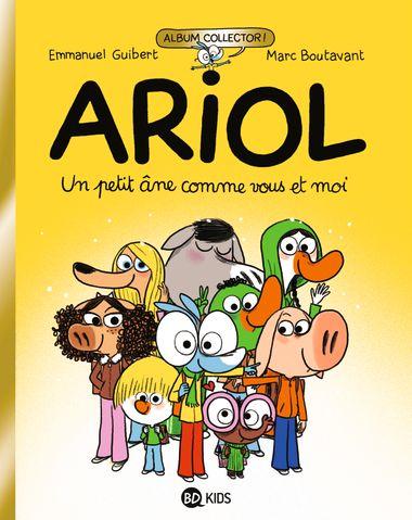 Couverture de «Ariol 1 collector»