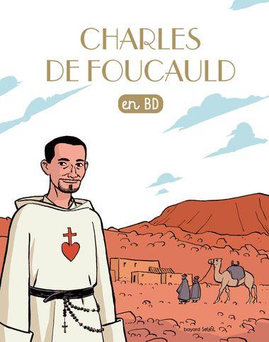 Couverture de «Charles de Foucauld en BD NE»