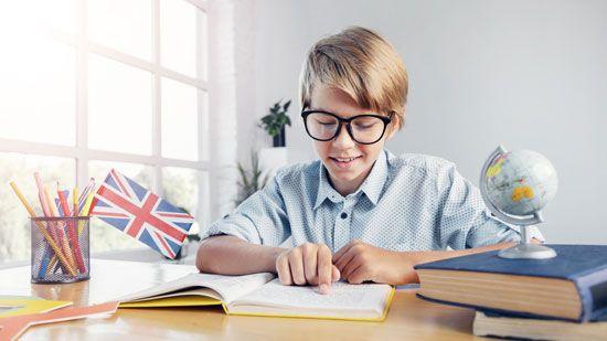 Comment apprendre l'anglais à son enfant avec Bayard Jeunesse