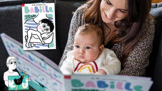 Babille, le premier magazine pour lire et jouer avec son bébé dès la naissance
