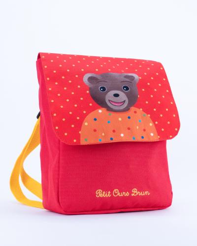 Le sac à dos Petit Ours Brun